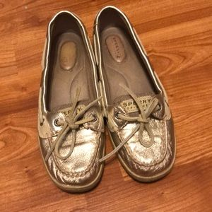 Gold Sperry's